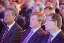 Koning Willem Alexander opening Pharmafilter