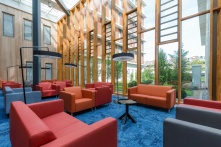 lounge centrale hal