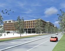 Nieuw ziekenhuis