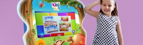 kiki wall kinderen