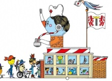 kinderen ziekenhuis